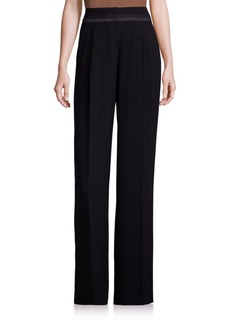 Lafayette 148 New York Rivington Wide-Leg Pants