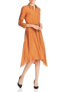 Lafayette 148 New York Rizzo Printed Silk Dress