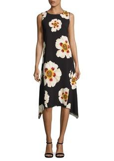 Lafayette 148 New York Romona Sleeveless Dress