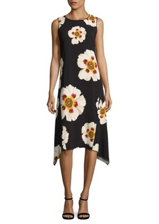 Lafayette 148 Romona Sleeveless Dress
