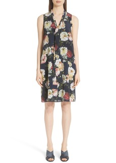 Lafayette 148 New York Ronan Silk Dress (Nordstrom Exclusive)