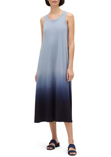 Lafayette 148 New York Ross Ombré Midi Tank Dress