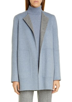 Lafayette 148 New York Rowena Reversible Double Face Jacket