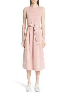 Lafayette 148 New York Sammy Tie Waist Dress