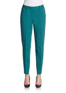 Lafayette 148 New York Seam-Detail Trousers