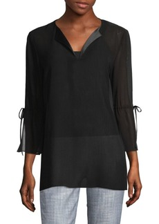 Sela V-Neck Blouse