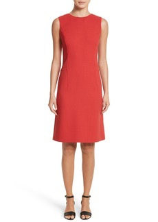 Lafayette 148 New York Selita Nouveau Crepe Dress