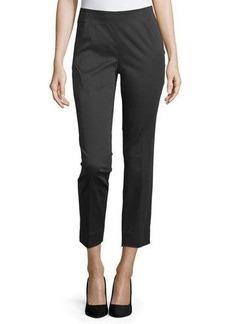 Lafayette 148 New York Side-Zip Ankle Pants