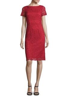 Lafayette 148 New York Siren Lace Dress