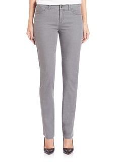 Lafayette 148 Bella Five-Pocket Skinny Jeans