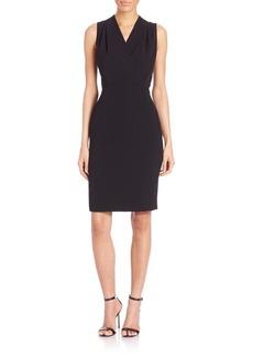 Lafayette 148 New York Sleek Tech Gracedon Dress