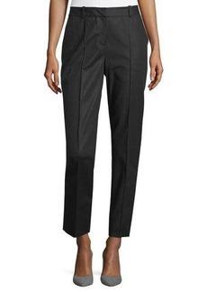 Lafayette 148 New York Slim-Fit Front Seam Pants