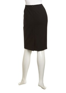 Lafayette 148 New York Slim Wool-Blend Pencil Skirt