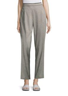 Lafayette 148 Soho Cotton Track Pants