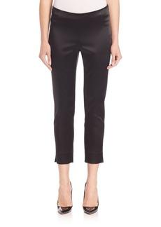 Belle Satin Cloth Stanton Pants