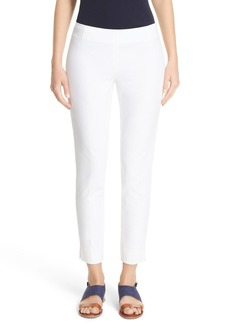 Lafayette 148 New York Stanton Slim Leg Ankle Pants (Regular & Petite)