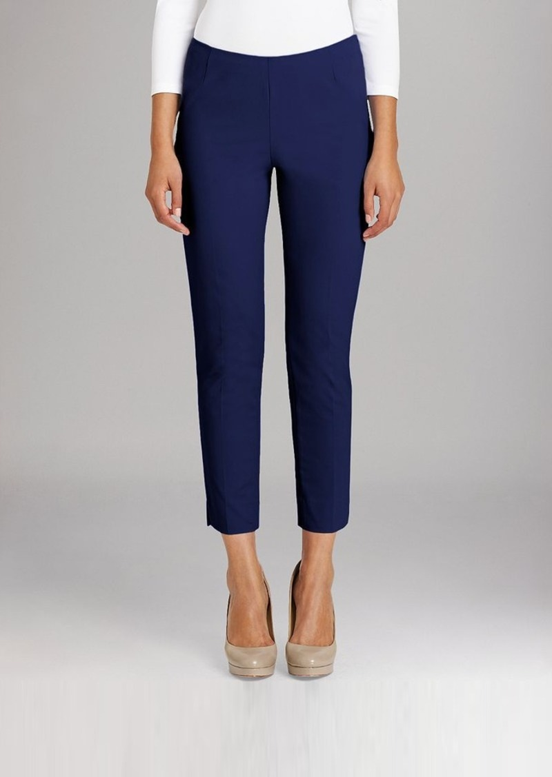Lafayette 148 New York Stanton Straight Leg Pants