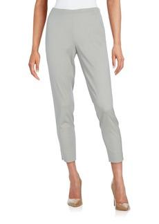 Lafayette 148 New York Stanton Stretch Wool Pants