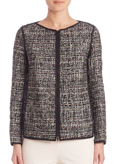 Lafayette 148 Studio Tweed Keaton Jacket