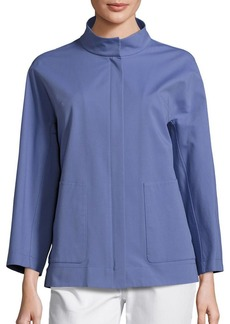 Lafayette 148 New York Susanne Patch Pocket Jacket
