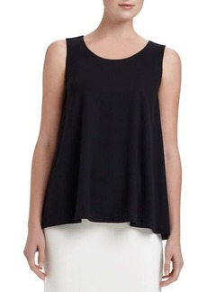 Lafayette 148 New York Swing Tank Top