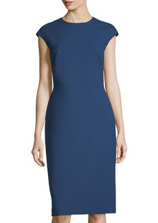 Lafayette 148 New York Talon Tailored Sheath Dress