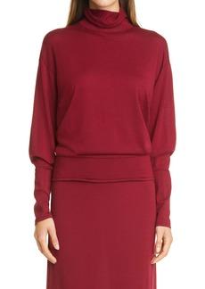 Lafayette 148 New York Tapered Waist Sweater