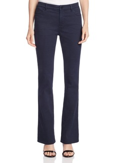 Lafayette 148 New York Thompson Bootcut Jeans in Ink