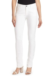 Lafayette 148 Thompson Cotton Jeans