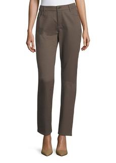 Lafayette 148 New York Thompson Elliptical Jacquard Pants