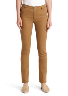 Lafayette 148 New York Thompson Jeans (Copper)