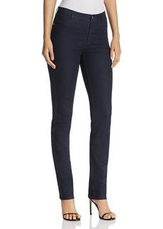 Lafayette 148 New York Thompson Skinny Jeans in Indigo