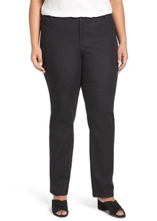 Lafayette 148 New York Thompson Stretch Bootcut Jeans (Plus Size)