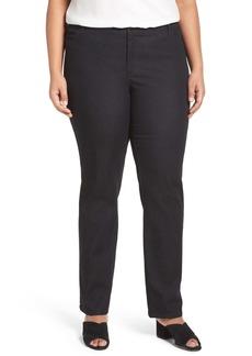Lafayette 148 New York Thompson Stretch Bootcut Jeans (Plus Size)