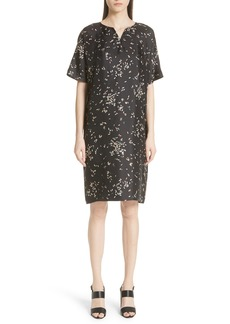 Lafayette 148 New York Thoren Silk Dress