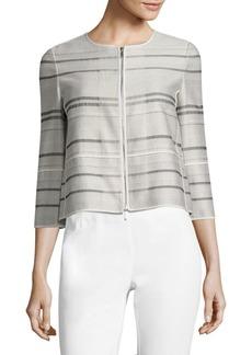 Tilda Striped Jacket