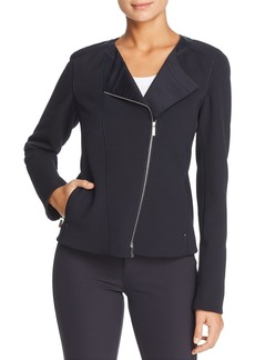 Lafayette 148 New York Trista Textured Jacket