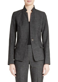 Lafayette 148 New York Tristan Monticino Suit Blazer