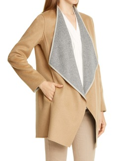 Lafayette 148 New York Valasca Reversible Wool & Cashmere Jacket