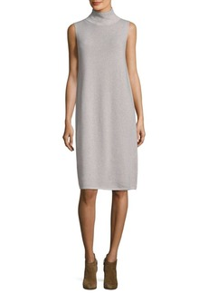 Lafayette 148 New York Vanise Sleeveless Sweater Dress