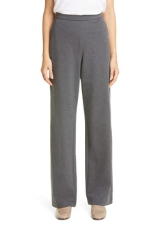 Lafayette 148 New York Webster Ultra Comfort French Terry Pants
