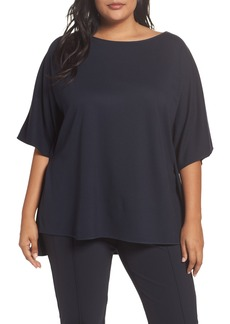 Lafayette 148 New York Wendy Top (Plus Size)