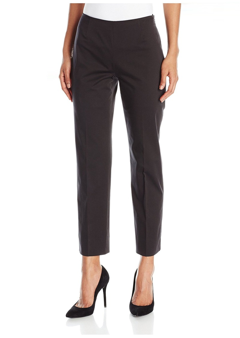 Lafayette 148 New York Women's Cropped Ankle Pant