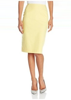 Lafayette 148 New York Women's Modern Slim Skirt