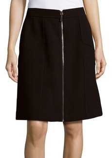 Lafayette 148 New York Wool Blend Turner Skirt