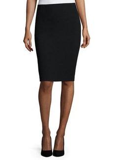 Lafayette 148 New York Wool Pencil Skirt