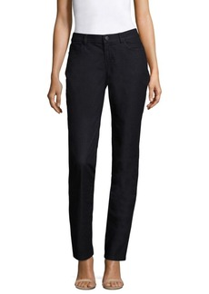 Lafayette 148 Wooster Mid-Rise Skinny Jeans