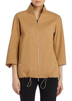 Lafayette 148 New York Xyler Bi-Stretch Cotton Jacket