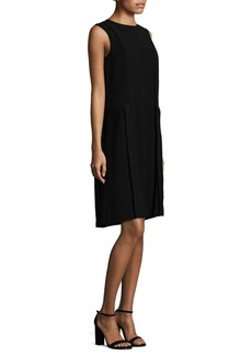 Lafayette 148 New York Zaida Finesse Crepe Dress