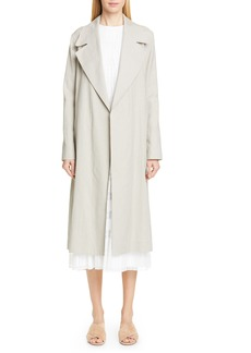 Lafayette 148 New York Zelida Trench Coat
